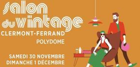 Salon du Vintage de Clermont Ferrand 2019
