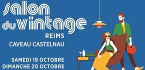 Salon du Vintage de Reims 2019