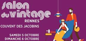Salon du Vintage de Rennes 2019
