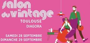 Salon du Vintage de Toulouse 2019