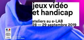 Jeux vidéo et handicap : conférences, ateliers et compétition