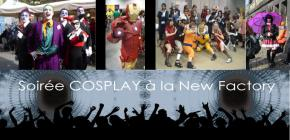 Soirée étudiante Cosplay Danse et karaoké