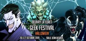 Beuvry-la-Forêt Geek Festival spécial Halloween