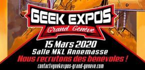 Geek Expos Grand Genève