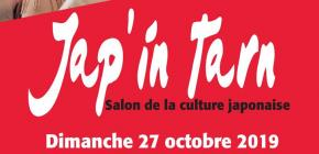 Jap'in Tarn 2019 - 8ème salon de la culture japonaise moderne et traditionnelle