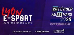 Lyon e-Sport 2020 - 13ème édition de la compétition League of Legends