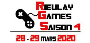 Festival Rieulay Games 2020 - Saison 4