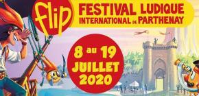 FLIP 2020 - 35ème édition du Festival Ludique International de Parthenay