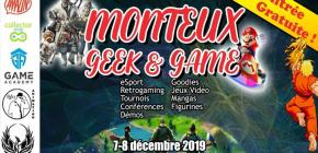 Monteux Geek and Game Festival 2019