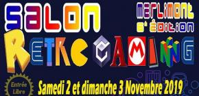6ème Salon Retrogaming de Merlimont