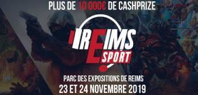 Reims Esport - Game'In Reims 2019