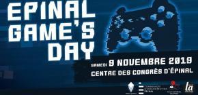 Épinal Game's Day 2019