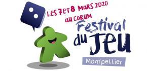 Festival du jeu de Montpellier 2020