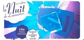 Fête de l'anim : Nuit de l'animation 2019