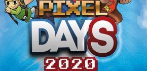 Pixel Days 2020 - Bourse de jeux vidéo belge