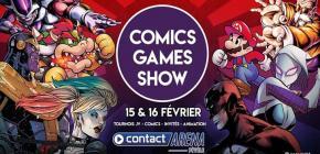 Comics Games Show 2020