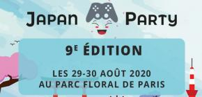 Japan Party 2020 - Salon Fantastique
