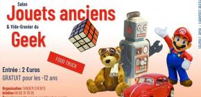 Salon Jouets Anciens et Vide-Grenier du Geek