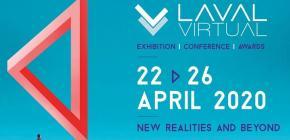 Laval Virtual 2020 - 22èmes Rencontres Internationales de Technologies et Usages du Virtuel