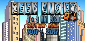 Geek Aix'Po 2020