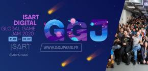 Global Game Jam Paris 2020