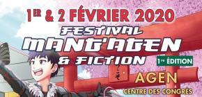 Mang'Agen et Fiction festival