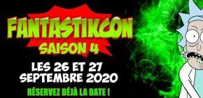 Convention FantastikCon 2020 - quatrième édition