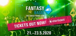 Fantasy Basel - The Swiss Comic Con 2020