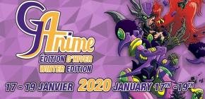 G-Anime Convention 2020 - Winter édition du salon Manga et Anime au Canada