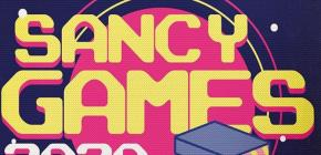 Sancy Games 2020 - 11ème édition du Festival des Jeux Vidéo