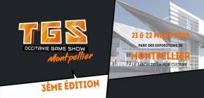 TGS Montpellier Occitanie Game Show 2021