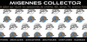 Migennes Collector 2020 - Salon Ciné, séries TV, BD