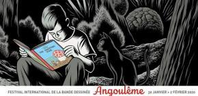 Festival de Bande Dessinée d'Angoulème 2020 - 47ème édition