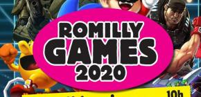 Romilly Games 2020