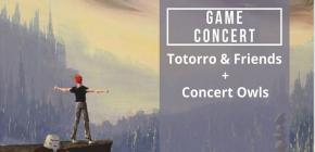 Jeu Vidéo Concert - Another World de Totorro and Friends // Owls