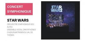 Concert Symphonique : Star Wars