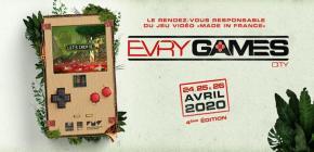 Evry Games City - 4ème édition
