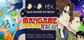 Mangame Show Fréjus 2020 Winter Edition