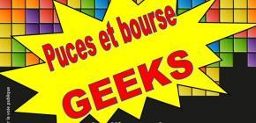 Puces et bourse Geeks