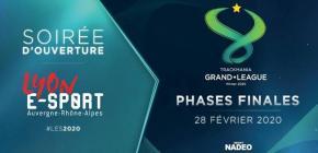 Finale Trackmania Grand League à Lyon e-Sport 2020