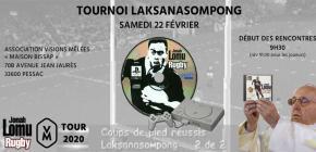 Tournoi de Jonah Lomu Rugby sur PS1