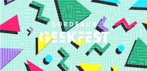 Bordeaux GeekFest 2020 - spécial années 90