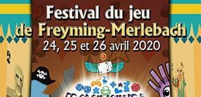 Et si on jouait ? - édition 2020 du Festival du Jeu de Freyming-Merlebach