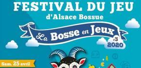 Festival du Jeu - La Bosse en Jeux 2020