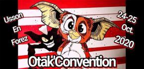 Otak'Convention 2020 - special Halloween