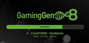 Gaming Gen 2020 - huitième édition du Festival du Jeu de Gardanne