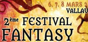 Festival Fantasy Vallauris 2020 - deuxième édition