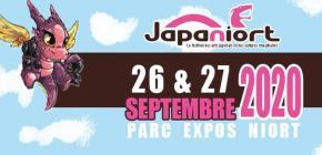 Japaniort 2020 - convention manga niortaise