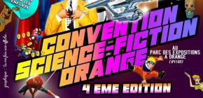 C.S.F.O - Convention Science-Fiction Orange 2020