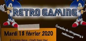 Soirée Rétro Gaming by Retrotaku